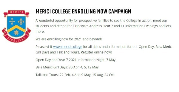 Merici_College_Enrolling_Now.JPG